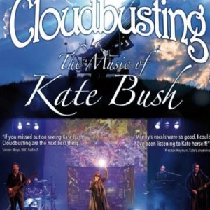 Cloudbusting – The Music of Kate Bush