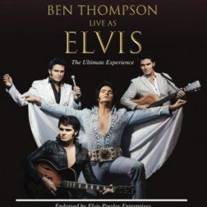 Ben Thompson Live as Elvis Presley