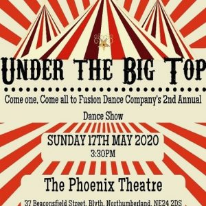 Fusion Dance Co – Under The Big Top
